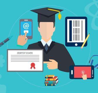 Vale a pena estudar com cursos online veja os números (Infográfico)