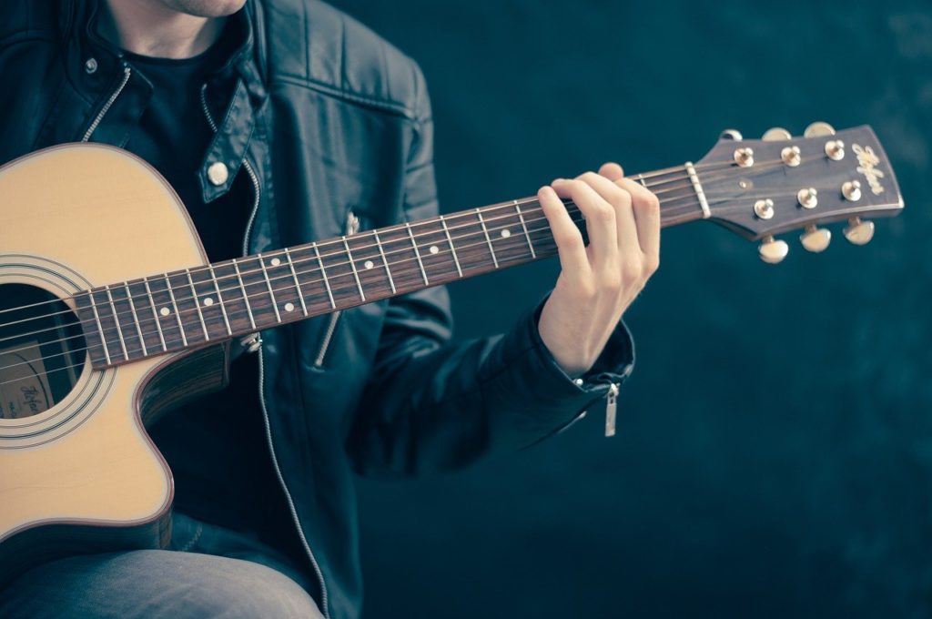 Marketing musical para novos artistas.